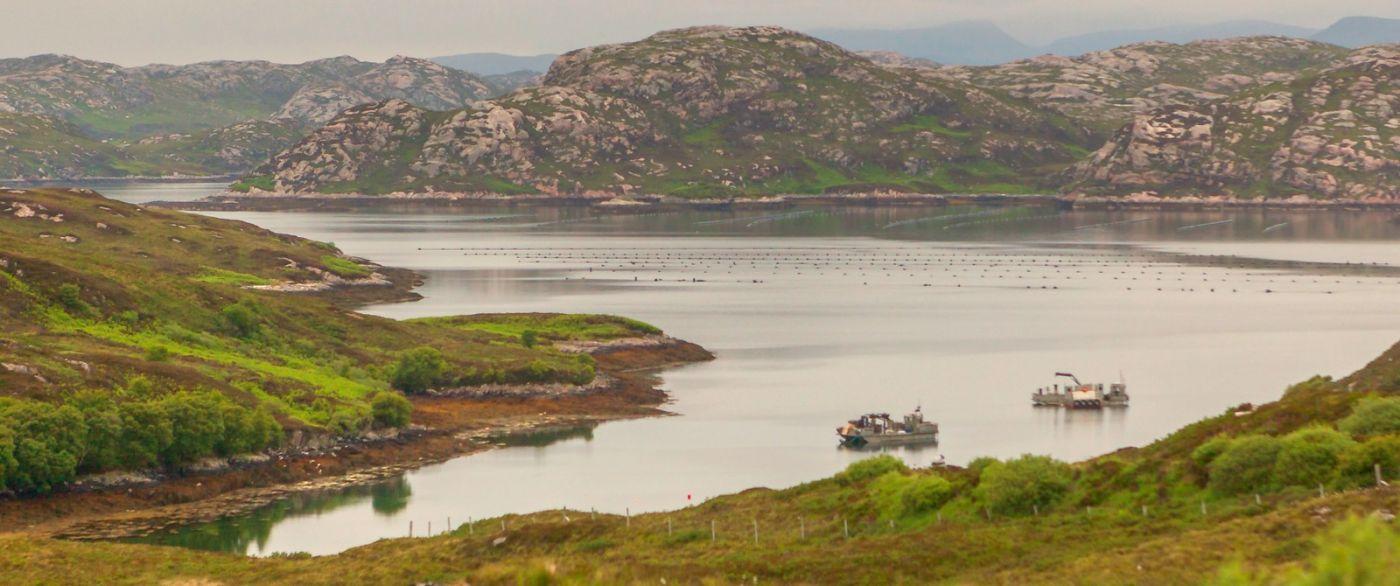 苏格兰美景,自然景色看不完_图1-12