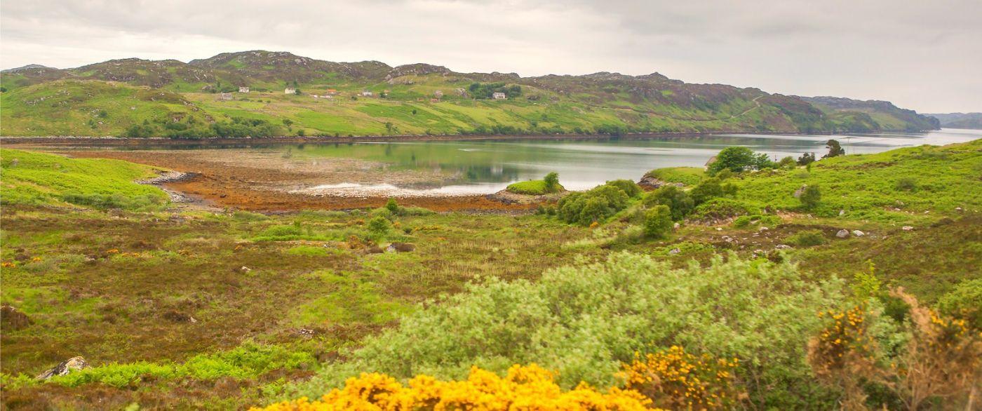 苏格兰美景,自然景色看不完_图1-17