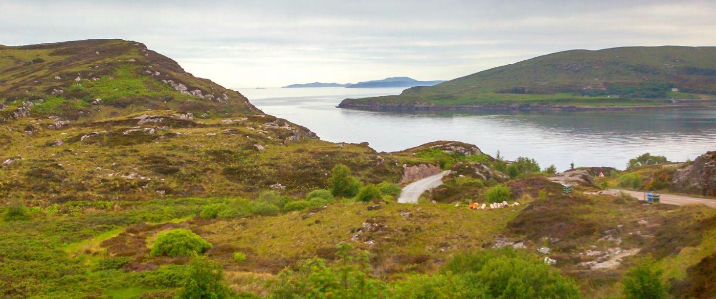 苏格兰美景,自然景色看不完_图1-29