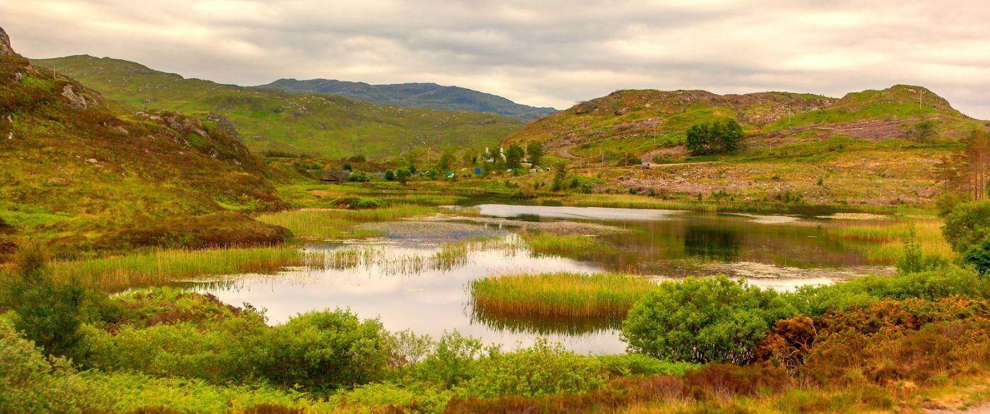苏格兰美景,自然景色看不完_图1-30