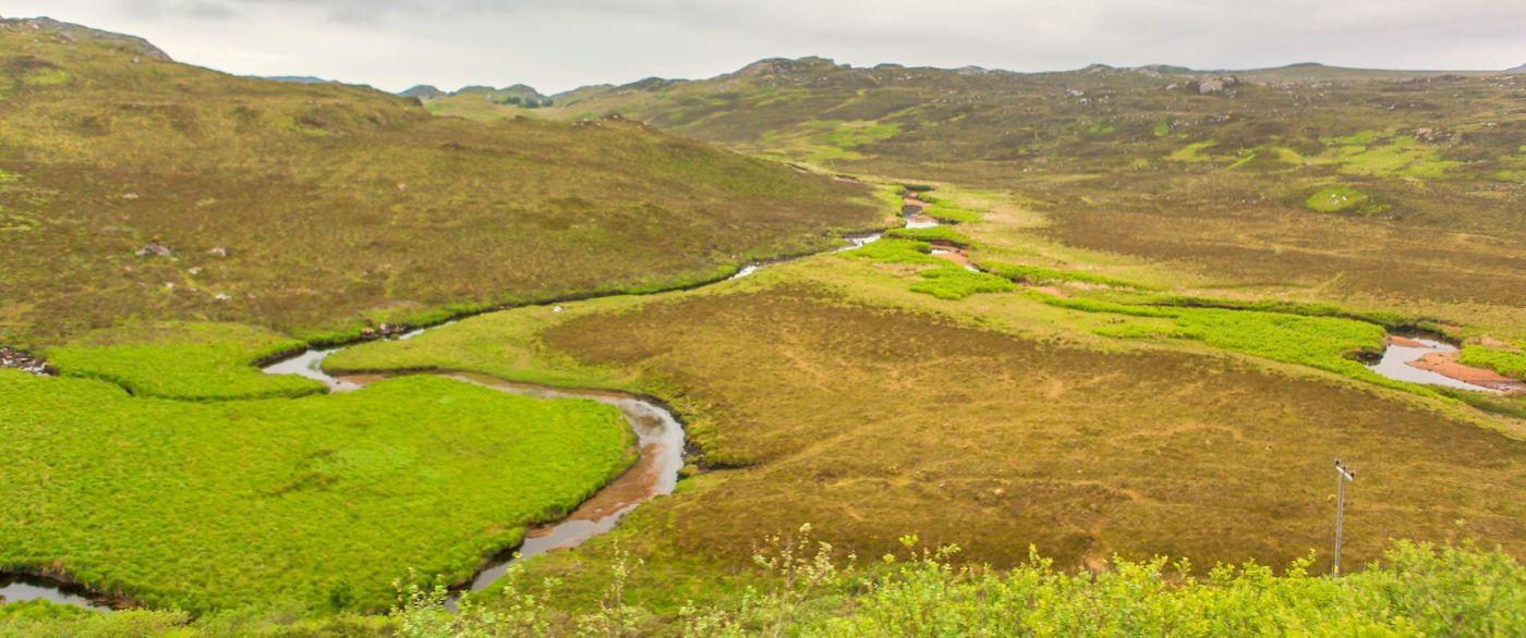 苏格兰美景,自然景色看不完_图1-36