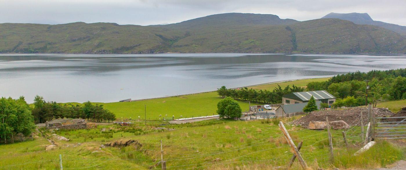 苏格兰美景,自然景色看不完_图1-33