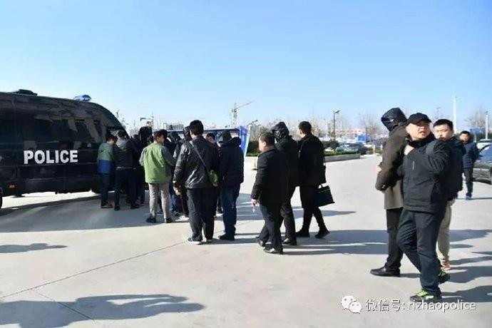 【日照岚山扫黑除恶发布】46人被抓,岚山打掉一涉黑团伙!_图1-1
