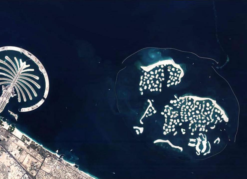 从卫星照片看地球---2_图1-6