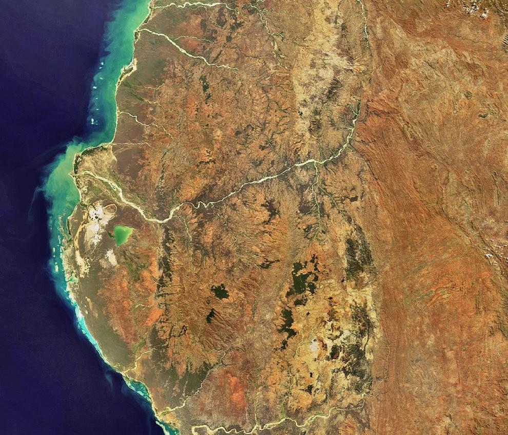 从卫星照片看地球---2_图1-12