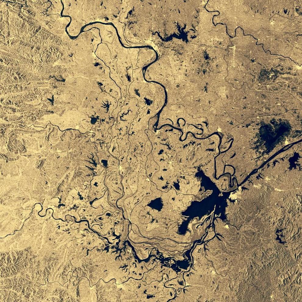 从卫星照片看地球---2_图1-14