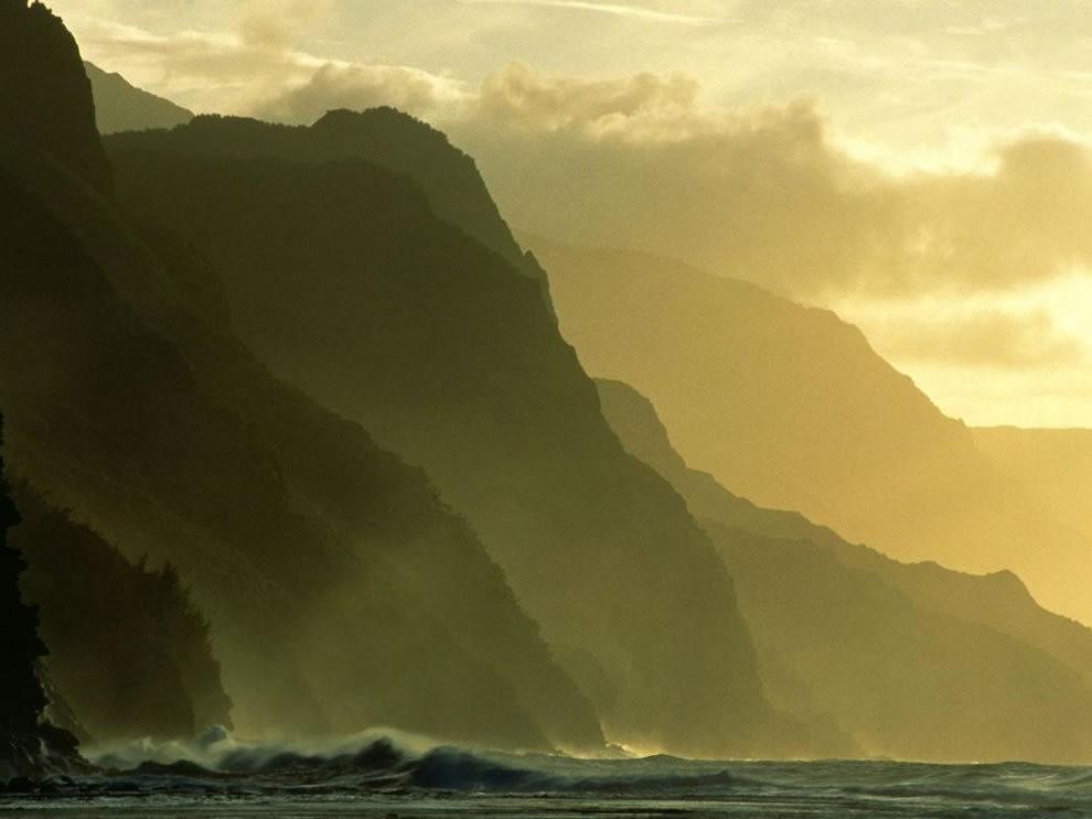 美丽的纳帕里海岸州立公园_图1-20