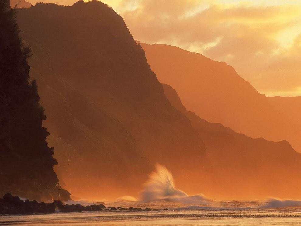 美丽的纳帕里海岸州立公园_图1-21