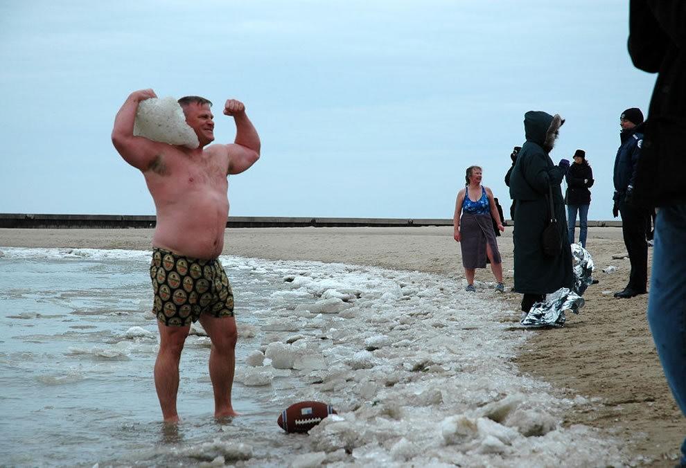 """新年的""""北极熊跳水""""_图1-10"""