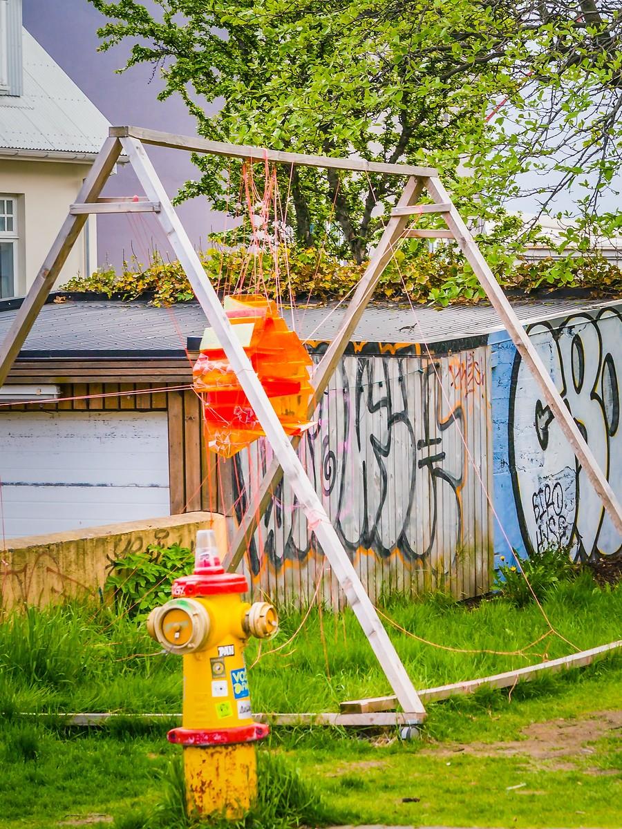 冰岛雷克雅未克(Reykjavík),路边街拍_图1-29