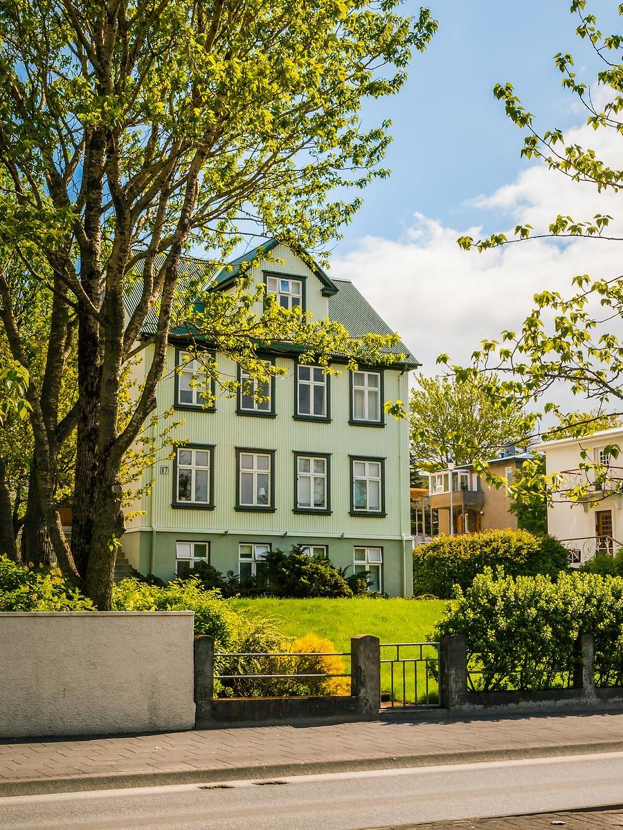 冰岛雷克雅未克(Reykjavík),路边街拍_图1-31