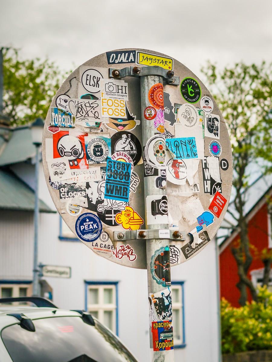 冰岛雷克雅未克(Reykjavík),路边街拍_图1-24