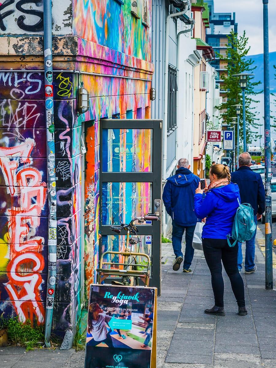 冰岛雷克雅未克(Reykjavík),路边街拍_图1-15