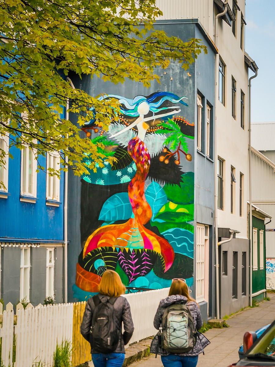冰岛雷克雅未克(Reykjavík),路边街拍_图1-4