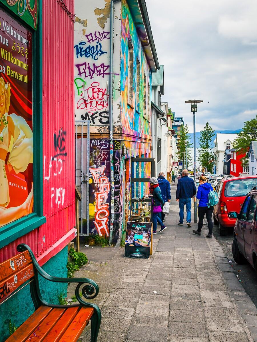 冰岛雷克雅未克(Reykjavík),路边街拍_图1-5