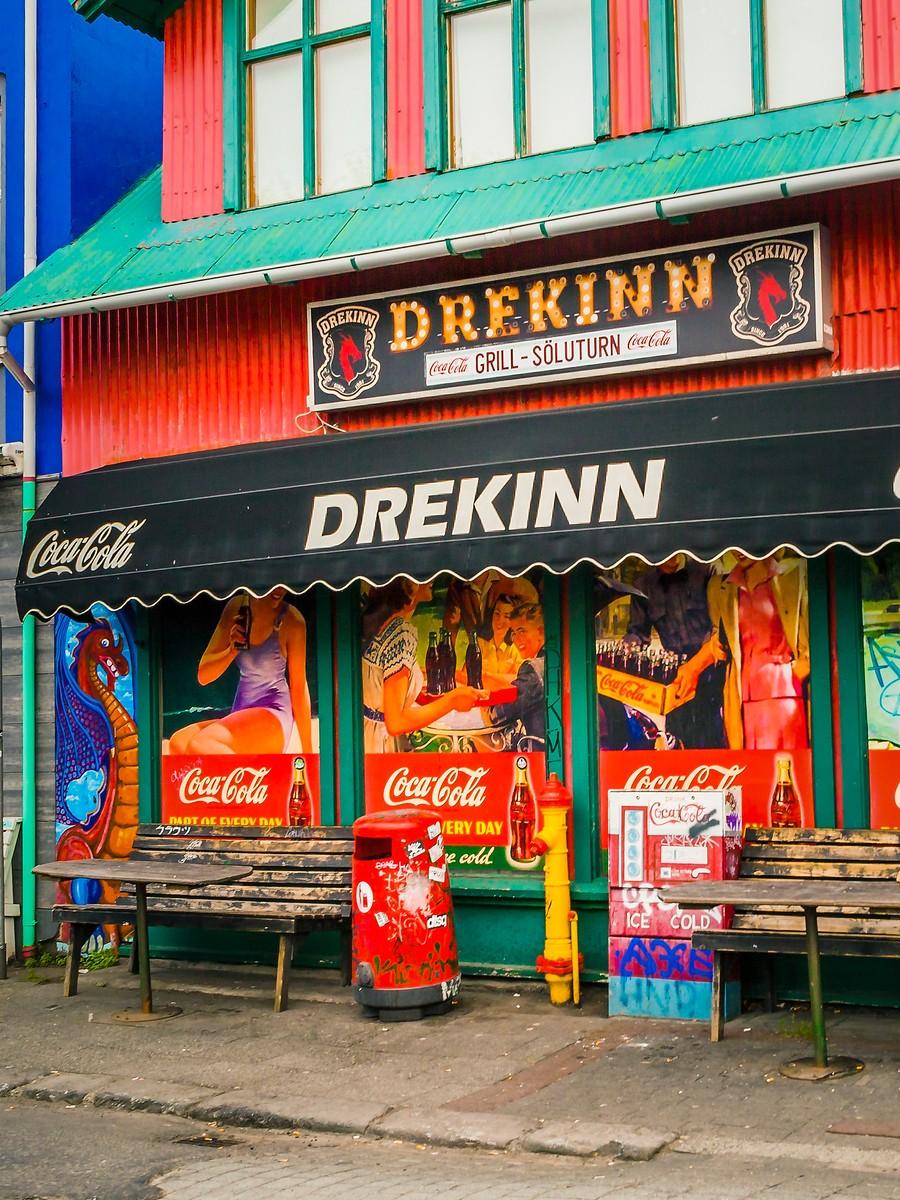 冰岛雷克雅未克(Reykjavík),路边街拍_图1-8