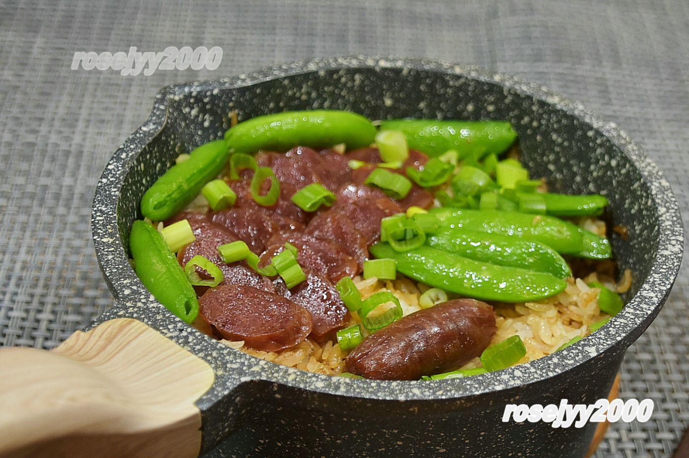 石鍋臘腸飯_圖1-3