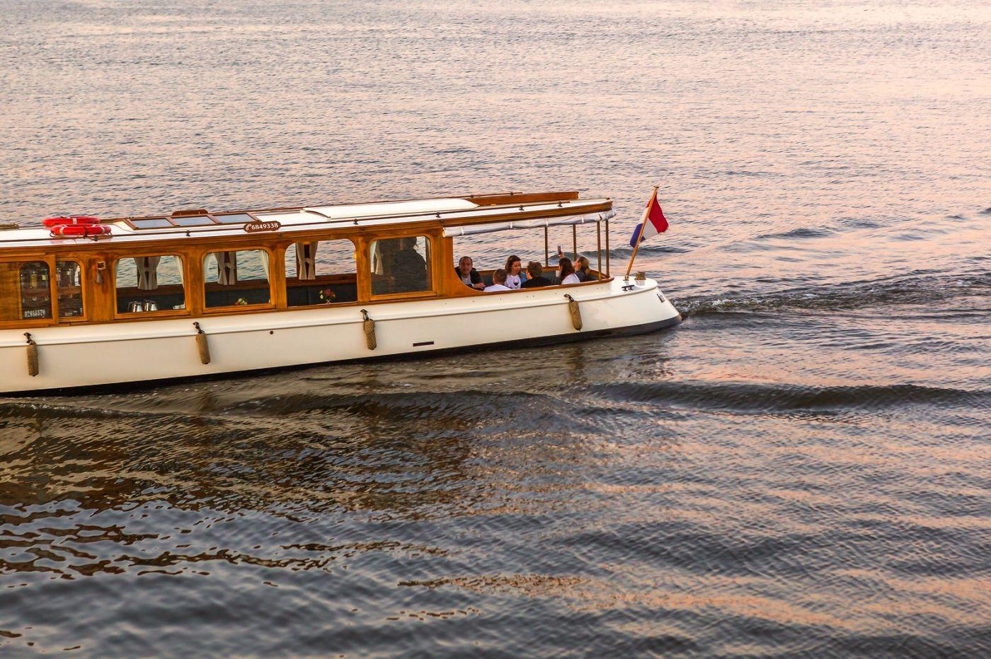 畅游莱茵河,游船商船另一道景_图1-11