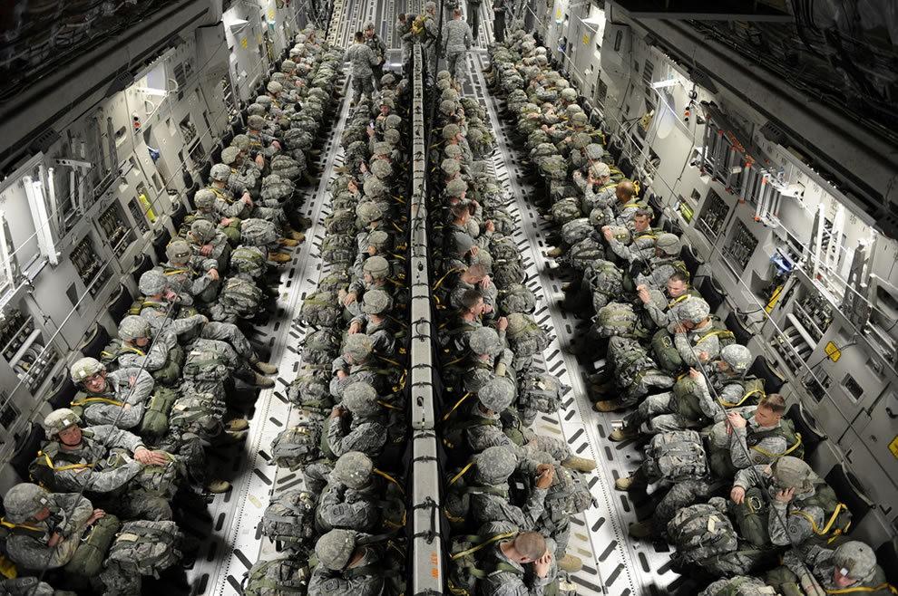 知己知彼,百戰百勝---從軍事照片了解美軍_圖1-33