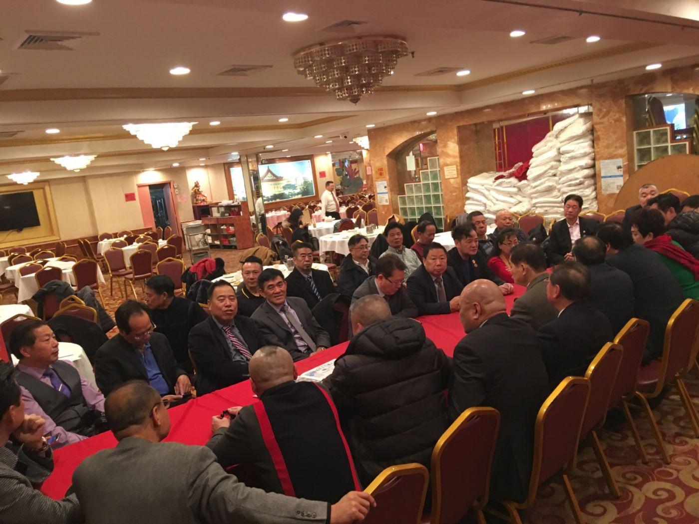 紐約華人華僑維護香港穩定繁榮座談會在紐約舉行_图1-3