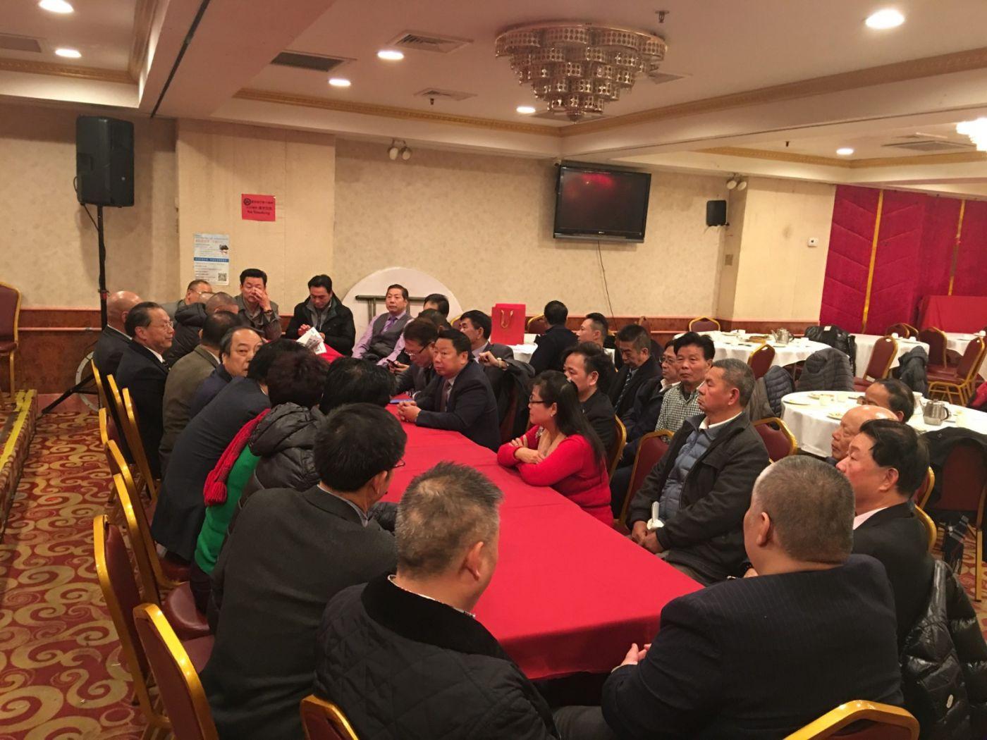 紐約華人華僑維護香港穩定繁榮座談會在紐約舉行_图1-4