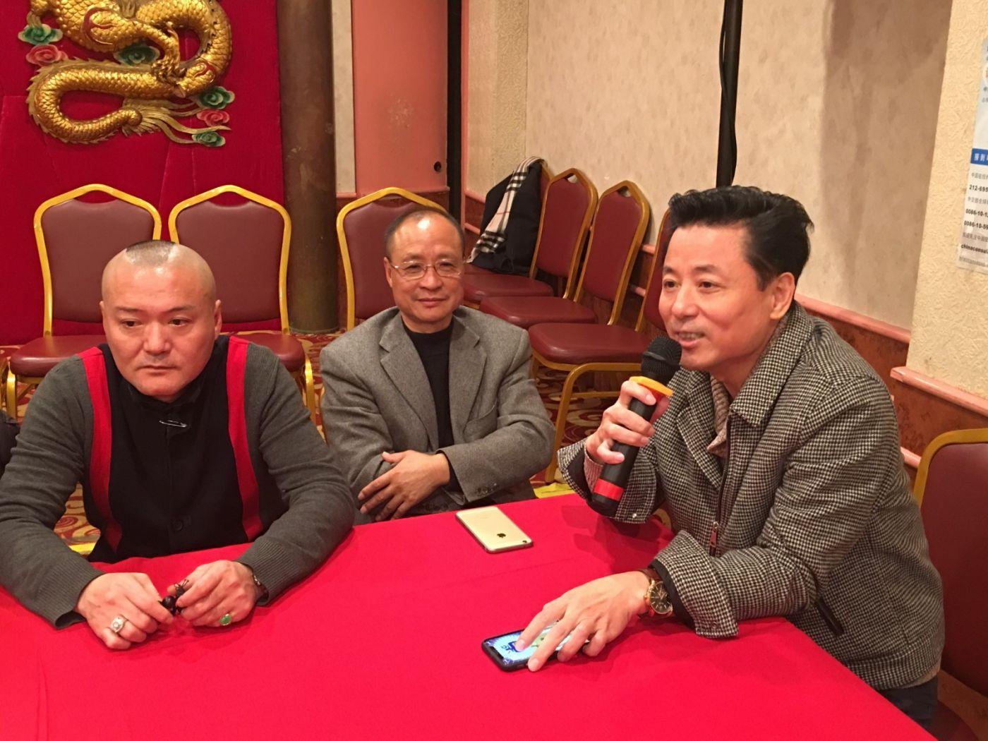 紐約華人華僑維護香港穩定繁榮座談會在紐約舉行_图1-16