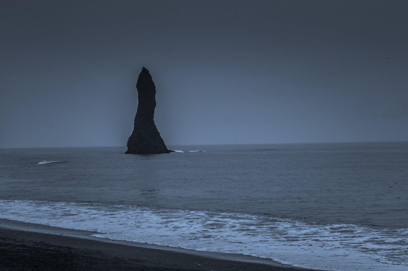 冰岛雷尼斯法加拉黑沙滩(Reynisfjara Black Sand Beach)_图1-5