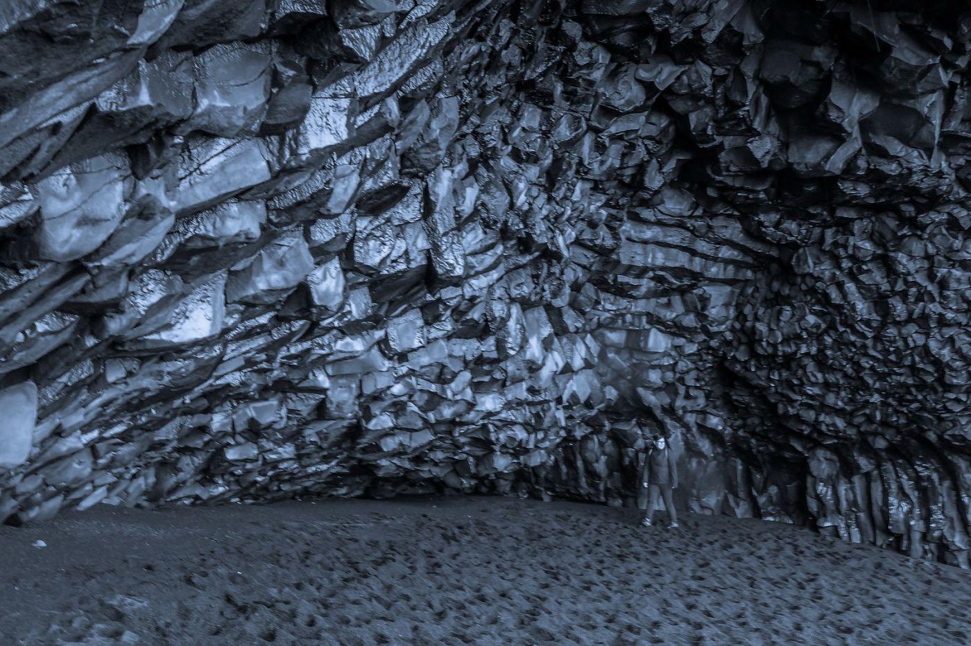 冰岛雷尼斯法加拉黑沙滩(Reynisfjara Black Sand Beach)_图1-7