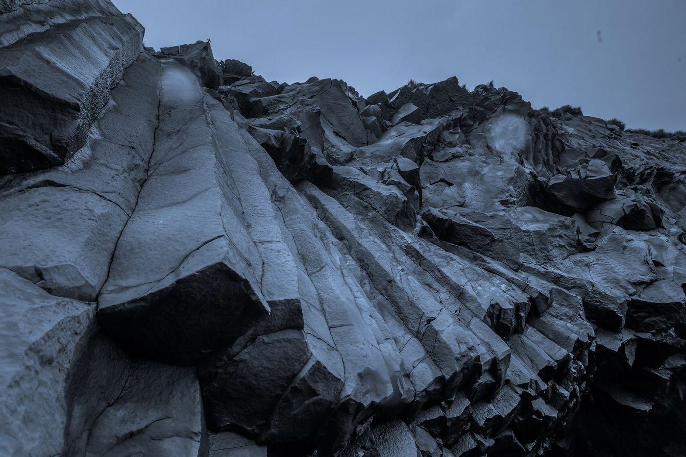 冰岛雷尼斯法加拉黑沙滩(Reynisfjara Black Sand Beach)_图1-21