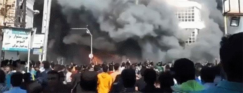 """江淳:伊朗因燃油价格等上涨""""爆发了革命""""_图1-3"""
