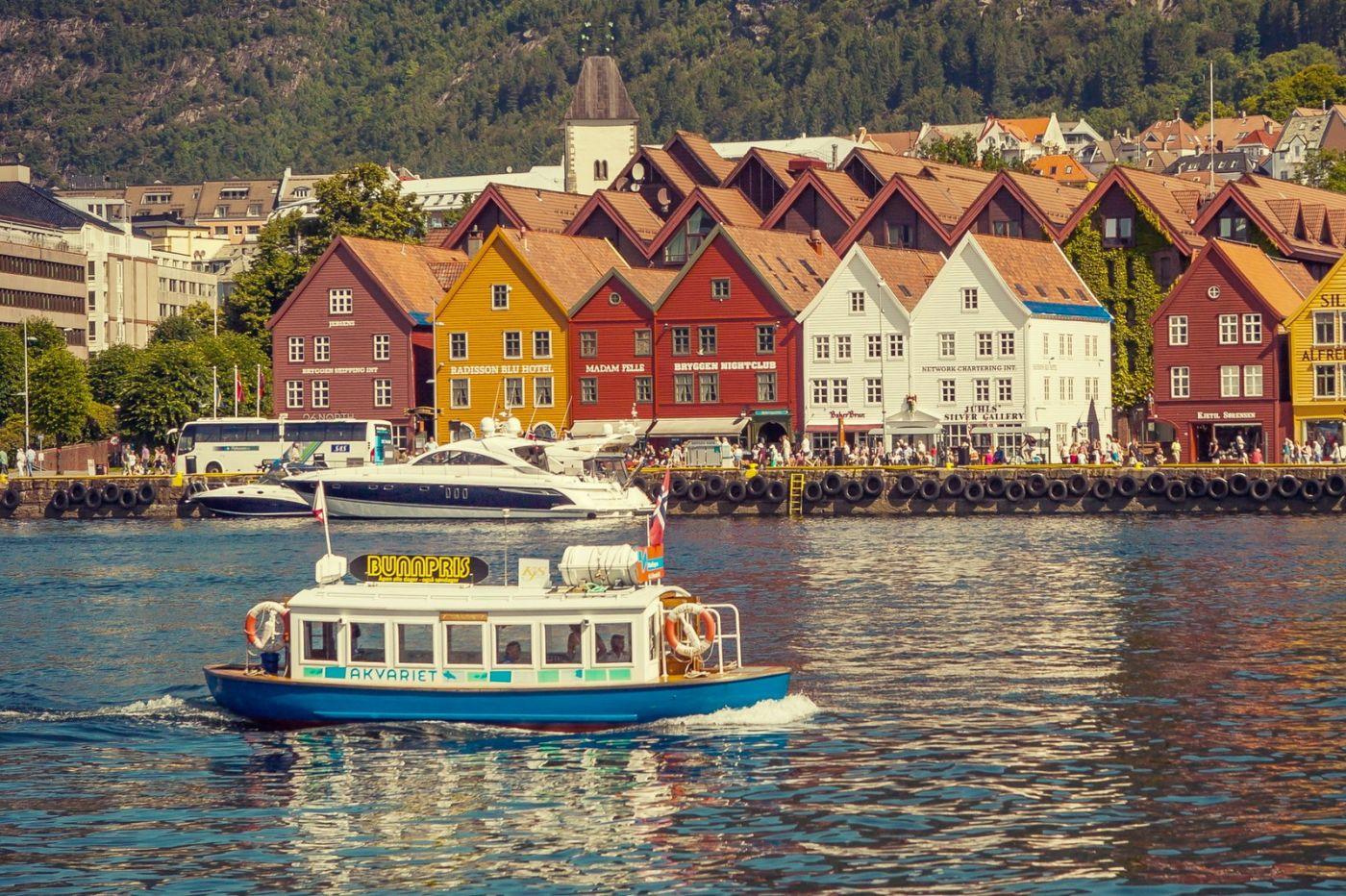 挪威卑尔根市(Bergen),有意思的小教堂_图1-9