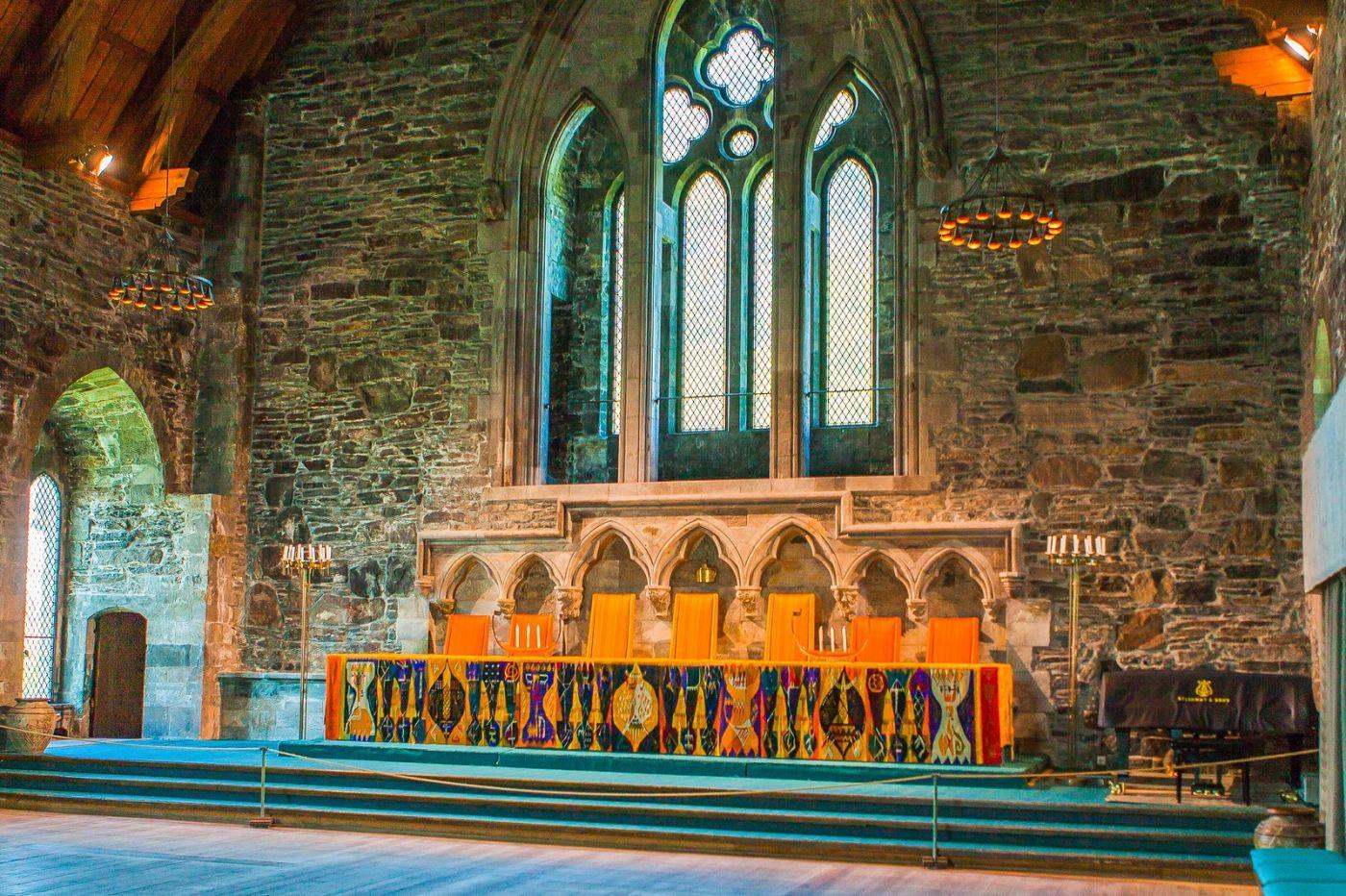 挪威卑尔根市(Bergen),有意思的小教堂_图1-6