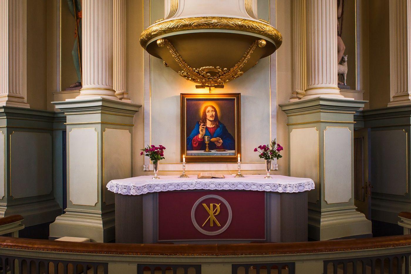 挪威卑爾根市(Bergen),有意思的小教堂_圖1-7
