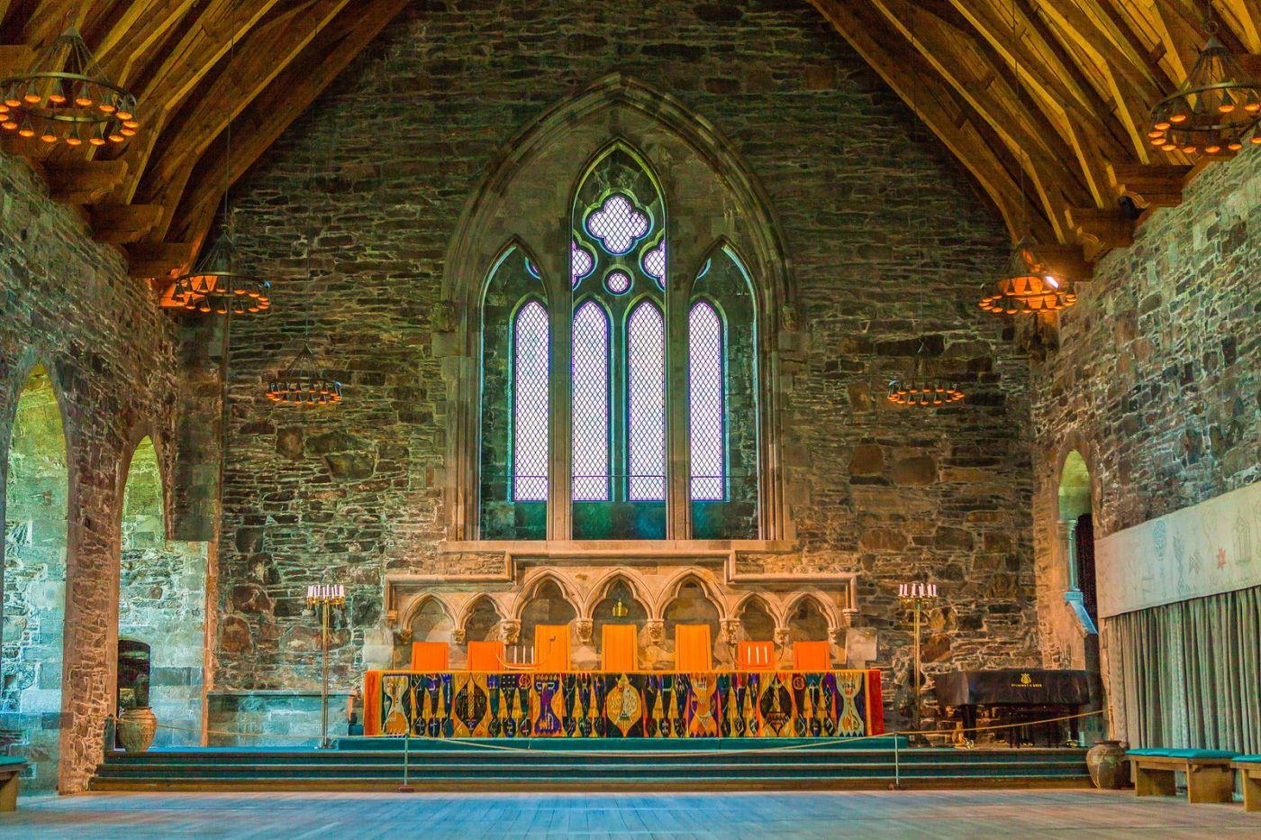 挪威卑尔根市(Bergen),有意思的小教堂_图1-4