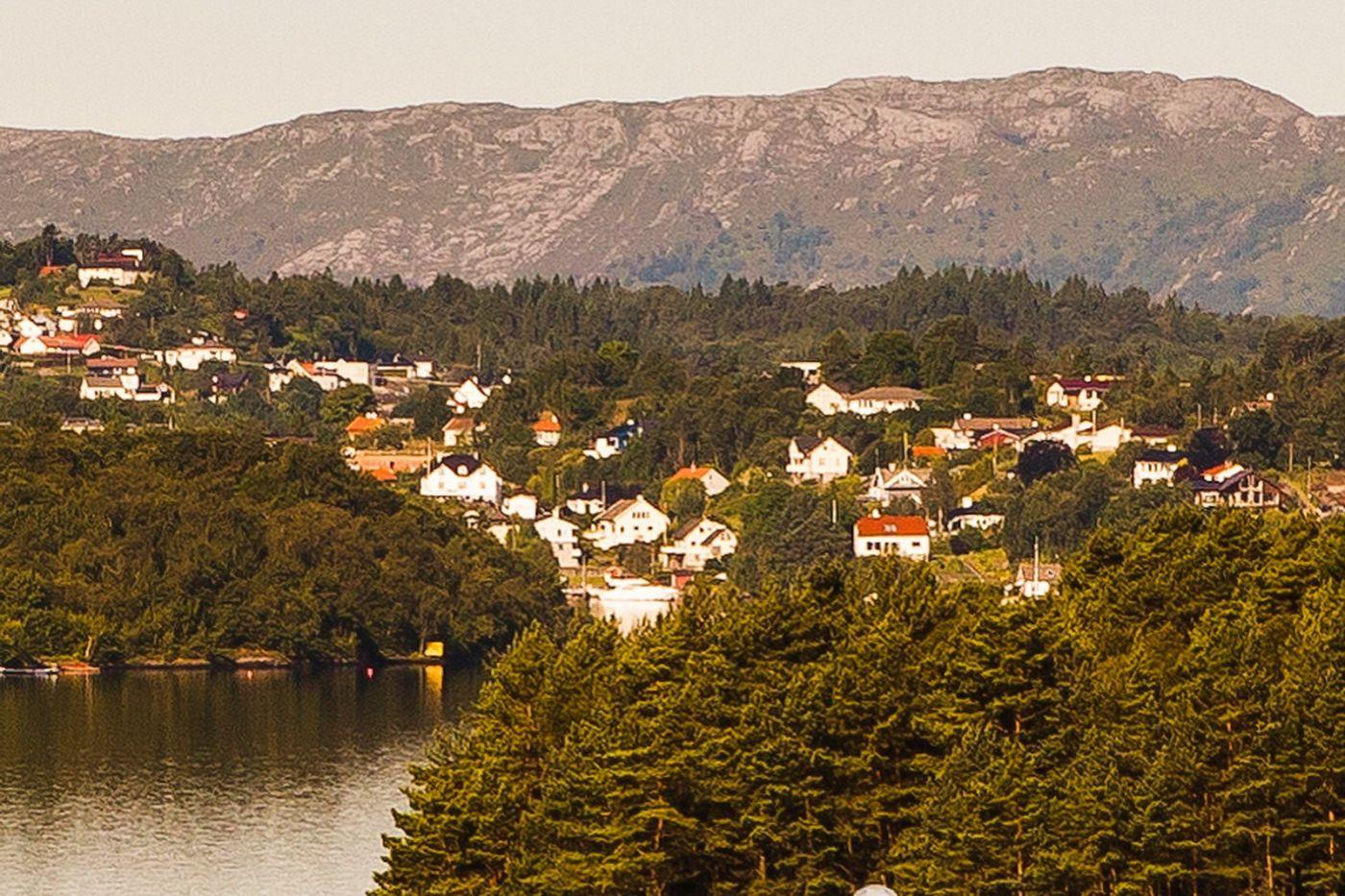 挪威卑尔根市(Bergen),有意思的小教堂_图1-24