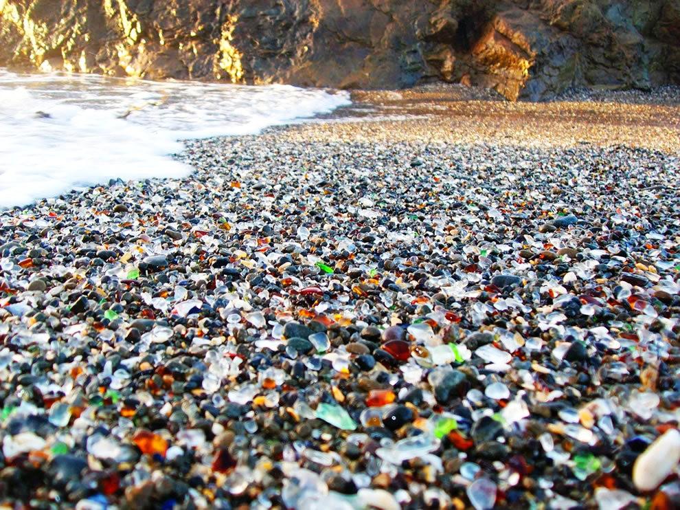 麦基里奇州立公园之----玻璃海滩_图1-6