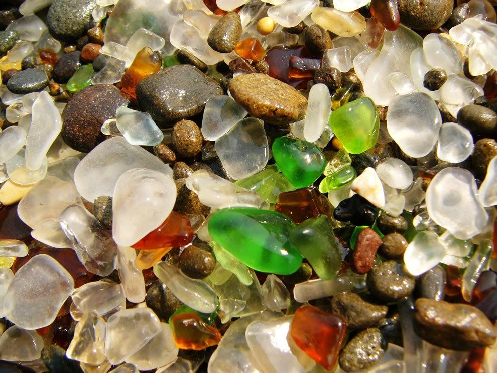 麦基里奇州立公园之----玻璃海滩_图1-9