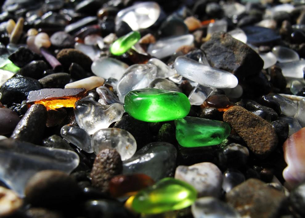 麦基里奇州立公园之----玻璃海滩_图1-14