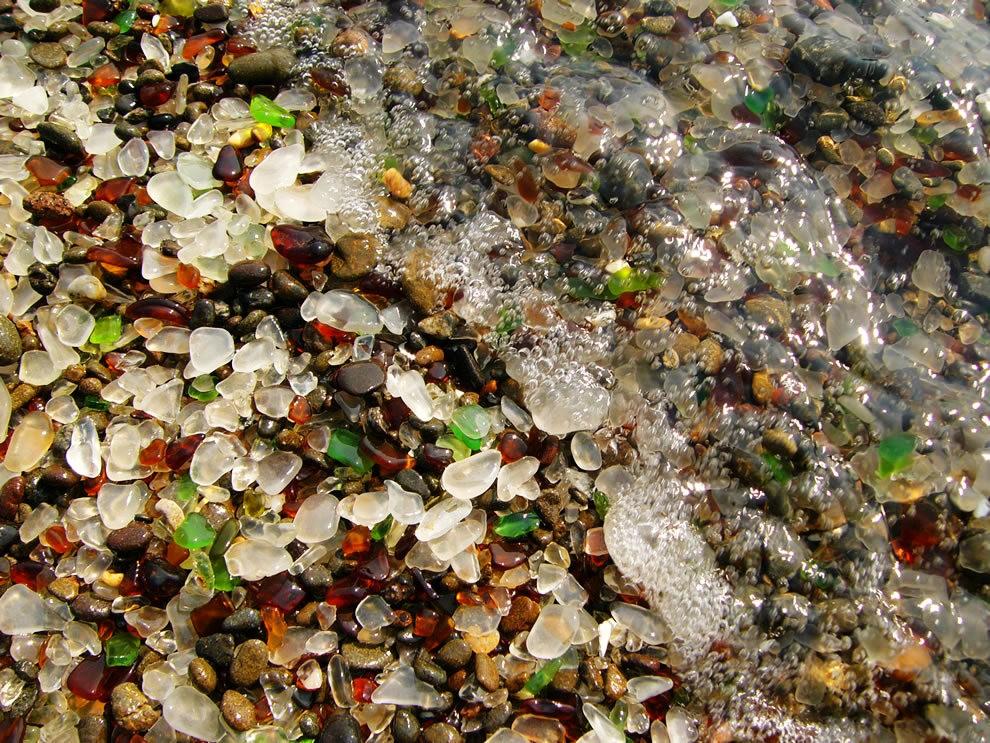 麦基里奇州立公园之----玻璃海滩_图1-15