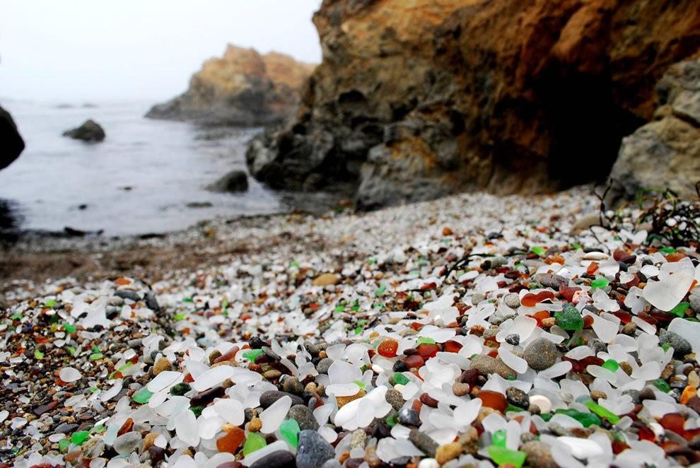 麦基里奇州立公园之----玻璃海滩_图1-17
