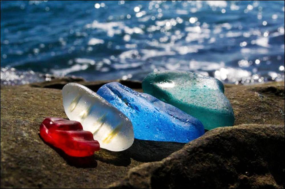 麦基里奇州立公园之----玻璃海滩_图1-20