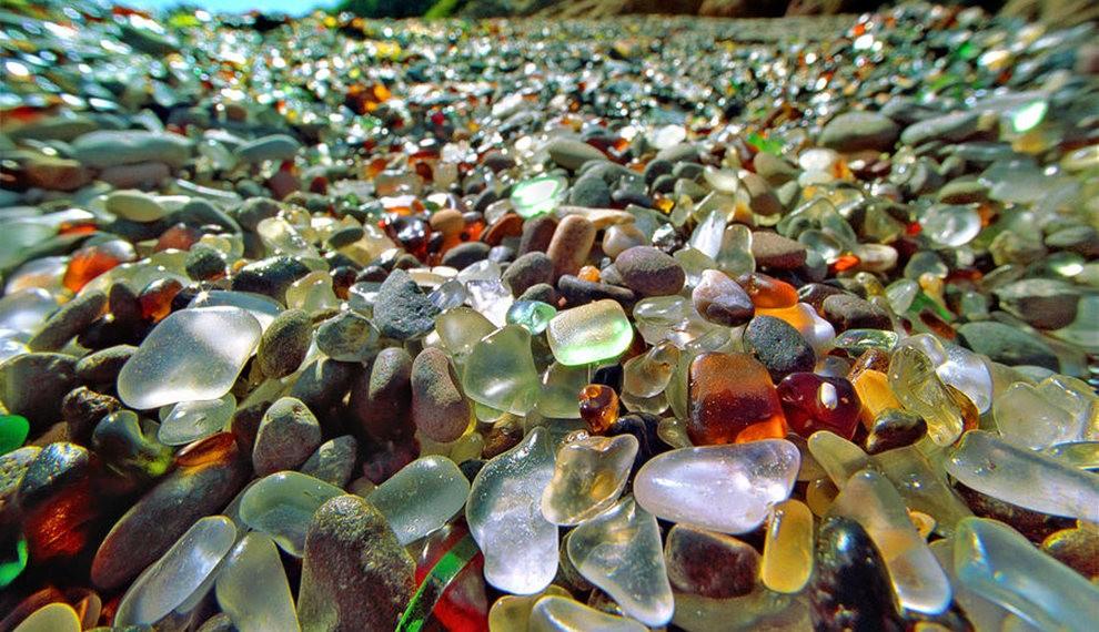麦基里奇州立公园之----玻璃海滩_图1-21