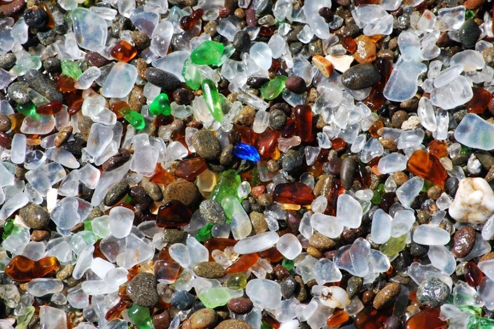 麦基里奇州立公园之----玻璃海滩_图1-22