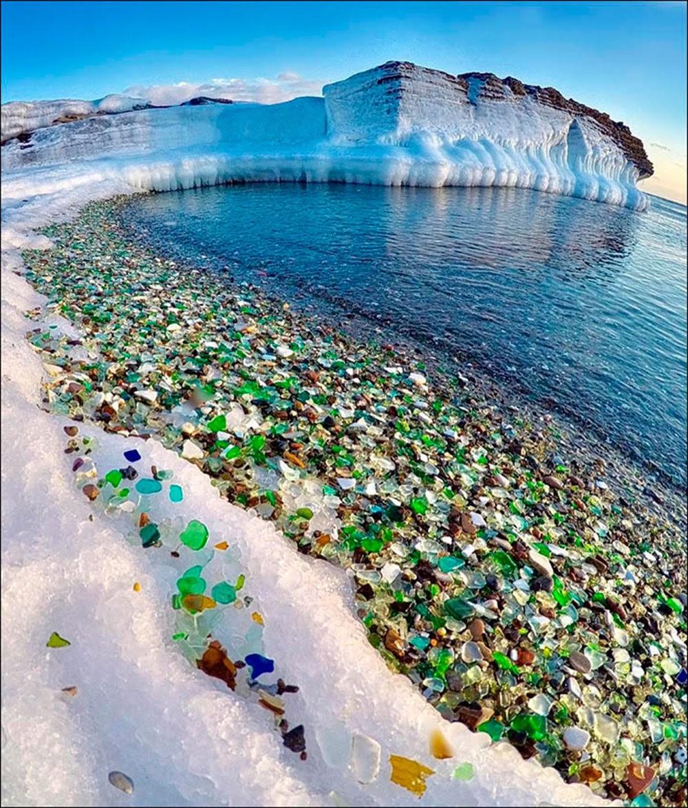 麦基里奇州立公园之----玻璃海滩_图1-24