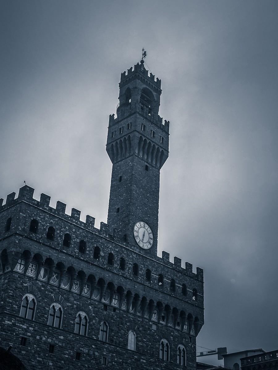 意大利佛罗伦萨,西格诺里亚广场的雕像_图1-10