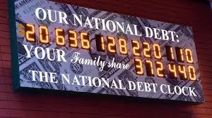 美国债务已达历史新高,并在加速恶化_图1-2