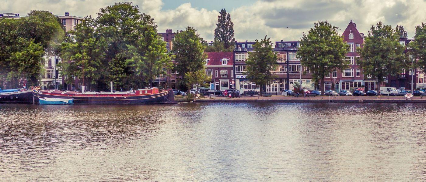 荷兰阿姆斯特丹,坐游船看老城_图1-33