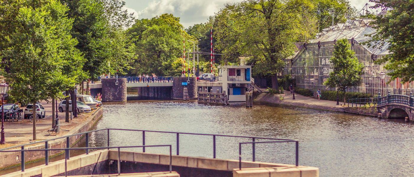 荷兰阿姆斯特丹,坐游船看老城_图1-30