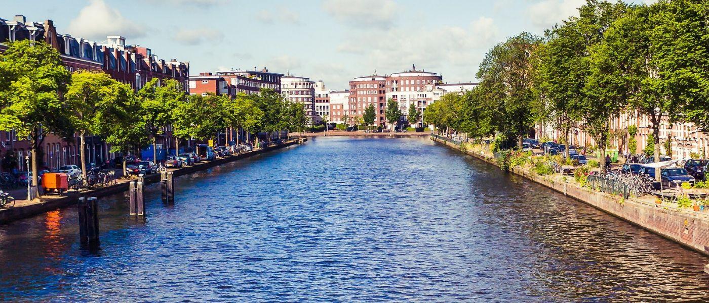 荷兰阿姆斯特丹,坐游船看老城_图1-27