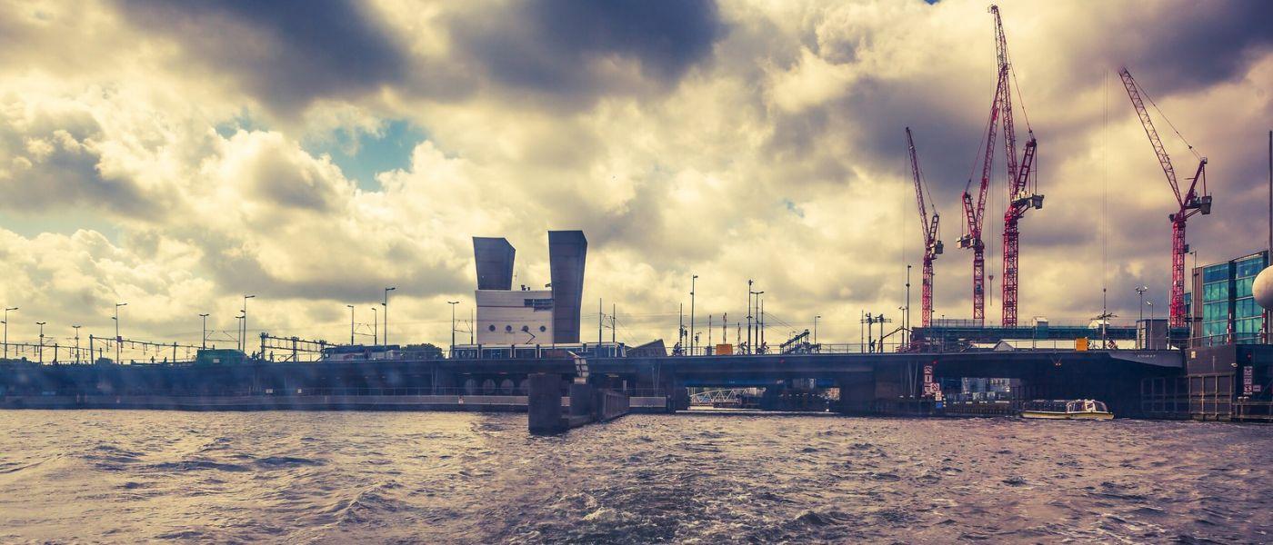 荷兰阿姆斯特丹,坐游船看老城_图1-20